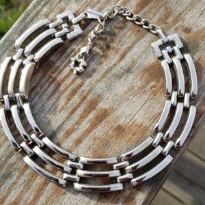 Jewelry - Vintage Silver Choker